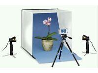 Mini photo studio kit £25