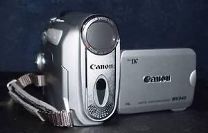 Canon MV940 Handicam Digital Camcorder Durack Brisbane South West Preview