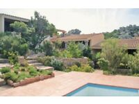 SPREAD THE BALANCE OVER 15 YEARS - 2 bedroom house in Sardinia, Italy