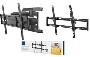 TV WALLMOUNT BRACKET, TILTING ,NON TILTING, FULL MOTION TV WALL MOUNTS, DVD SHELVES