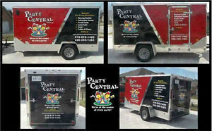 Trailer Wraps, Lettering, Vinyl Graphics, Signs, Decals Windsor Region Ontario image 4