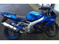 ***KAWASAKI ZX9r C1 - Road Bike / Track Bike or Winter Project for £1000***