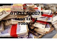 CARS * VANS * CAMPERS * MOTORCYCLES* PURCHASED FOR CASH ££££ 7 DAY SERVICE - EVERYTHING CONSIDERED