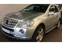 Mercedes-Benz ML320 3.0TD CDI 7G-Tronic Sport FROM £51 PER WEEK.
