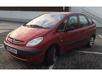 Citroen Xsara Picasso SX 16V 1.8L - REDUCED from £295 to best reasonable offer for QUICK SALE!