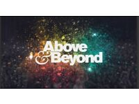 STILL AVAILABLE! 2 ABOVE & BEYOND STEELYARD PLUS AFTER PARTY TICKETS - £25 EACH - SATURDAY 26 MAY