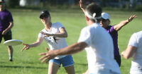 Fall Ultimate Frisbee