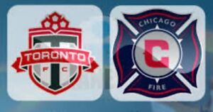 TFC VS CHICAGO FIRE SAT JULY 28 MLS BMO & OTHERS