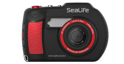SeaLife DC2000 Unterwasserkamera mit Gehäuse - NEU !!!