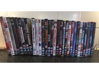 Bulk buy of 30 dvd's for only £10! Offers accepted