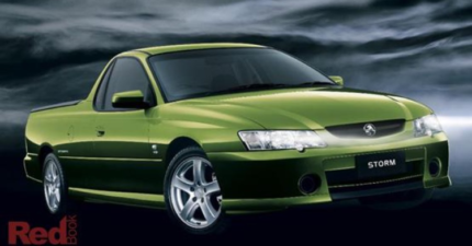 Wanted: holden vy ute