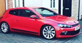 Vw scirocco gt 2008