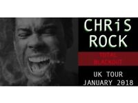 2x Chris Rock tickets - Total Blackout tour - Birmingham