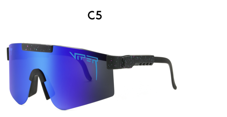 Pit Viper Sunglasses, UV400 Polarized, Unbranded