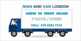 Man and Van Kent House Removals Office Moving Clearance Kent Piano Movers Man with Van Bromley Kent