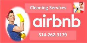 Lady's Cleaning service