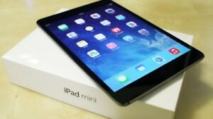 New Apple iPad Mini w/ Box and Accessories