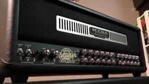 Mint Mesa Boogie Road King II 120Watts Guitar Amp Head + Covers