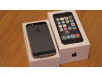 Apple iPhone 5S - 16GB - Black / Space Grey (Vodafone / Lebara) Smartphone