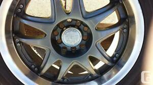 Nokian Hakkapeliitta 2 Studded Tires with Klasse Motor Sport Rim