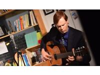 FREE GUITAR LESSON IN GLASGOW FROM QUALIFIED TUTOR