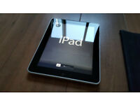 IPAD ONE 64GB WITH CHARGER AND BOX