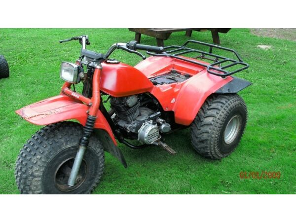 Used 1984 Honda Big red 200e