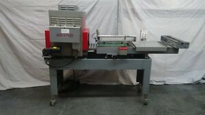 Used Shrink Wrap Machine -Seal-A-Tron Combo Shrink Wrapper (100)