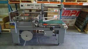 Used Shrink Wrap Machine: Hanagata Automatic L Sealer (12)