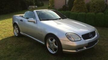Mercedes-Benz - SLK-230 KOMPRESSOR AMG PACK - 1998