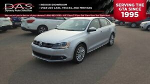 2012 Volkswagen Jetta 2.0 TDI Highline Leather/Sunroof