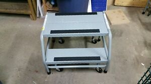 Shipper's Supply 2-step Ladder/stool