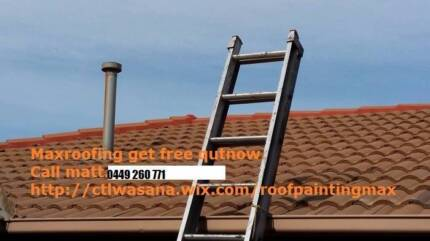 Free Quote Roof Restoration   Re-bedding and Re-pointing
