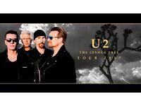 **U2 Joshua Tree Tour