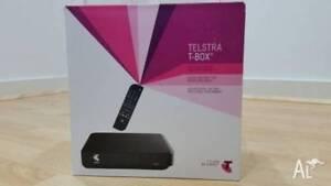 Telstra T-Box digital set top box Braybrook Maribyrnong Area Preview