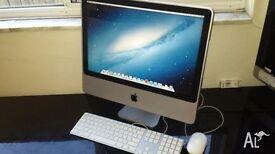 Apple imac Desktop All in one a1225