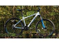 Carrera kracken hardtail/mountain bike