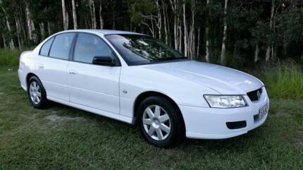 2006 Holden Commodore Executive Sedan RWC