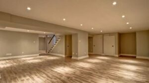 Basement Renovations FROM $29500 INCLUDING MATERIALS 416-3714323