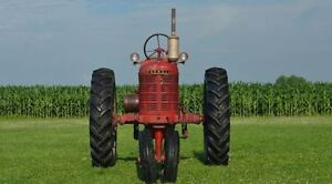 WANTED FARMALL CUB!