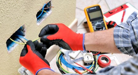 Qualified Electrician, CCTV Installer