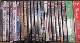 25 x DVD / Films some still sealed NEW