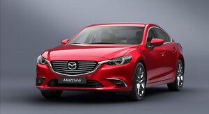 2015 Mazda Mazda6 Rouge Berline
