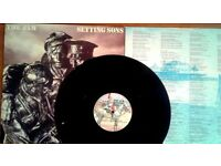 The Jam ‎– Setting Sons, VG, released on Polydor ‎in 1979, Cat No POLD 5028.