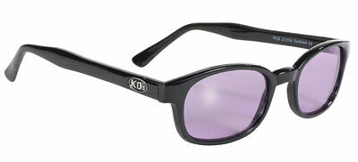KD's Purple Lens Sunglasses Samcro Sons of Anarchy Motorcycle W Pouch (Purple Lens)