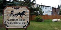 Carriage Lane Condo, Hinton, Alberta