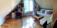1 bedroom loft apt - Sept 1st - Hintonburg in downtown Ottawa