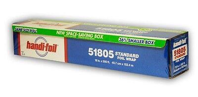 Handi-foil Premium 18 X 500 Standard Aluminum Foil Wrap Roll - Hfa Ref 51805