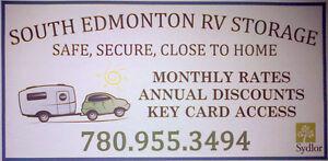 South Edmonton RV Storage