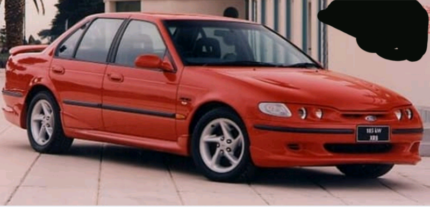 WTB Ford XR6, XR8, Fairmont Tailem Bend The Coorong Area Preview